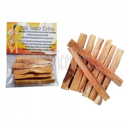 Palo Santo Peruano Bursera Graveolens paquete 30 gr