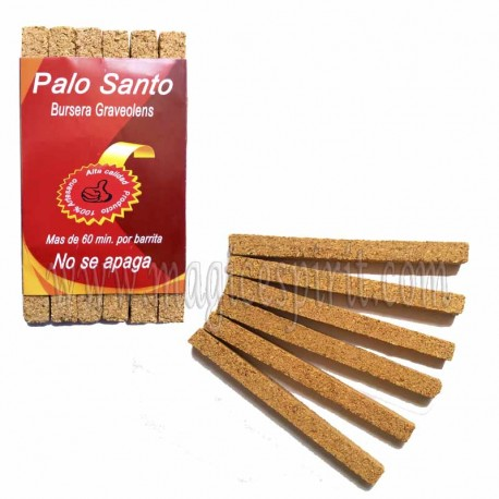 Incienso Artesano de  Palo  Santo