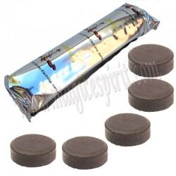 Tubo de carbón 10 pastillas