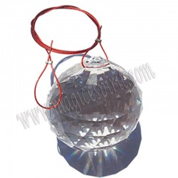 Esfera 40mm cristal Swarovski