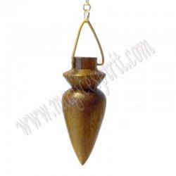 Péndulo de madera A