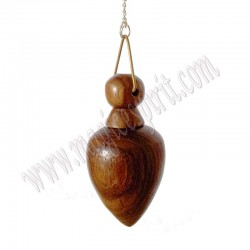 Péndulo de madera C