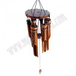 Campana de Viento de Bambú pequeña