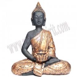 Buda portavelas Posición Loto