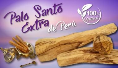 Palo Santo Extra de Perú